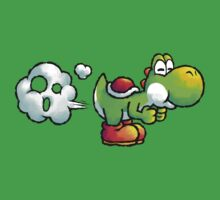 Yoshi Mirrored (Request) by Jack-O-Lantern