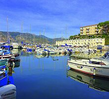 Cap Ferrat Boats by Fara