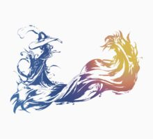 Final Fantasy X Revamped Logo by Jack-O-Lantern