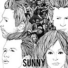 It's Always Sunny (Poster) by Brian J. Smith (Dangerous Days)