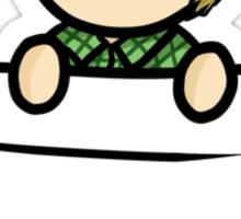 PocketJohn Sticker