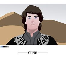 Dune by Brian J. Smith (Dangerous Days)