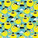 Yellow. by Ekaterina Panova