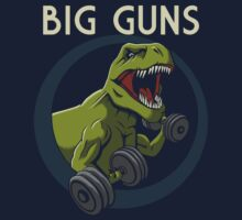 Big Guns by GrizzlyGaz