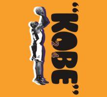 """""""Kobe"""" in Yellow by ArtOnMySleeve"""