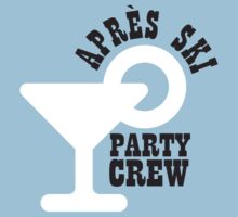 Apres ski party crew by nektarinchen