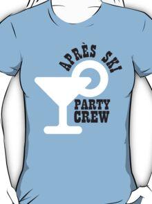 Apres ski party crew T-Shirt