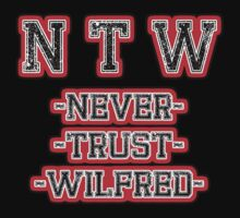 Wilfred - NTW, Never Trust Wilfred by TheFinalDonut