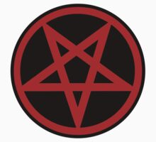 Evil Pentagram by ScreamingDemons