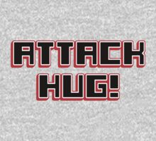 Scott Pilgrim - ATTACK HUG! by TheFinalDonut