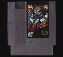 NES Killer Instinct by davewear