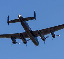 Avro Lancaster B.1 PA474 KC-A by Colin Smedley
