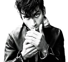 Alex Turner by Saraalshker