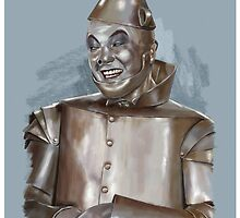 The Tin Man by tsantiago