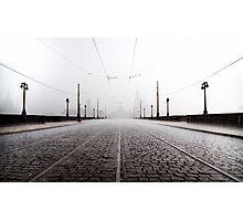 Heavy Rain Photographic Print