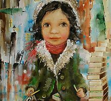 The Little Match Girl by Monica Blatton