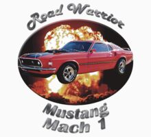 Ford Mustang Mach 1 Road Warrior by hotcarshirts