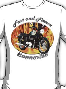 Triumph Bonneville Fast and Fierce T-Shirt