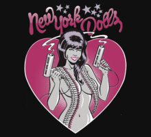 New York Dolls by bullshirt
