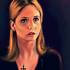 Buffy by rflaum