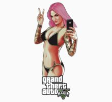 GTA5 - Suicide Girl by KZADesign