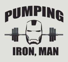 Pumping Iron, Man Workout Tee. Crossfit Tee. Exercise Tee. Weightlifting Tee. Fitness by Max Effort