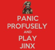 Keep Calm and Play Jinx by BSRs