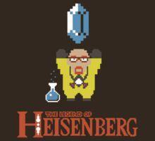 The Legend of heisenberg by ItokoDesign
