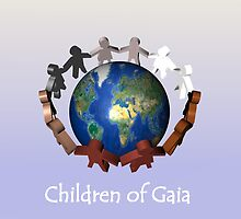 Children Of Gaia by Martin Rosenberger