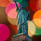 Liberty Bokeh by Steve Purnell