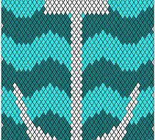 Pixel Anchor by Cheatahgirl54