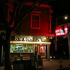 Swensen's Ice Cream by David Denny