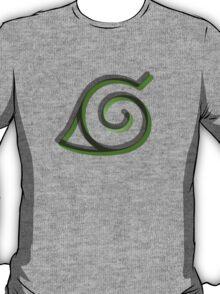 Leaf Village Symbol T-Shirt