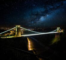 Clifton Suspension Bridge. by Tim Pursall