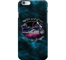 Honda Gold Wing Wild and Free iPhone Case/Skin
