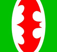 Logo Batman Italian ( If you want to other colors, post a comment  ) by Calliste