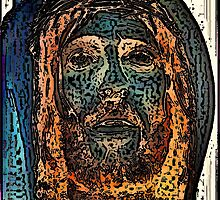 The Disintegration of Christ by George Hunter