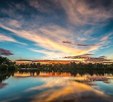 East Point Reserve Sunrise NT  by Scott H Murray