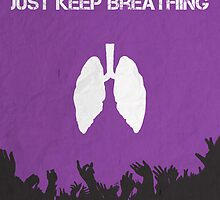 Just Keep Breathing by Tevin Fields