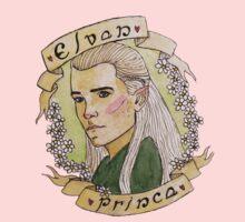elven prince by tamaghosti