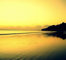 Andaman Sunset by PerkyBeans