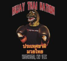 Muay Thai Nation by RnRMusicClub