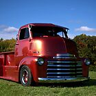 1948 Chevrolet COE Pickup Truck by TeeMack