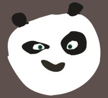 Po Head - Kung Fu Panda by timnock