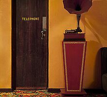 Telephone by Charlie Kinross