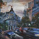 Rush Hour III by Stefano Popovski