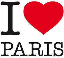 I ♥ PARIS by eyesblau