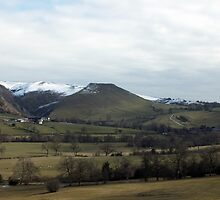 Thorpe Cloud Mar 2013 by Paul  Green