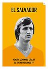 My CRUIJFF soccer legend poster by Chungkong