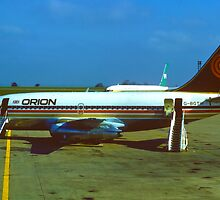 Orion Airways Boeing 737 by boogeyman